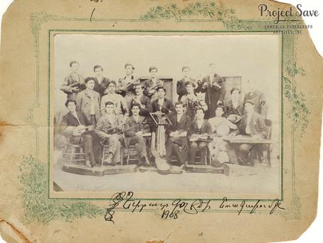 Taking a Look Back: Armenians Making Music