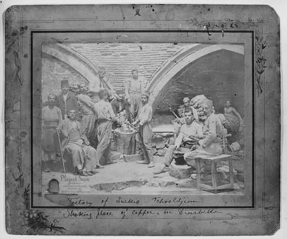 c.1900 Dikranagert (Diyarbekir)