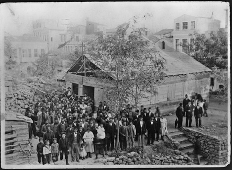 1896, Gedik Pasha district Constantinople, Ottoman Empire
