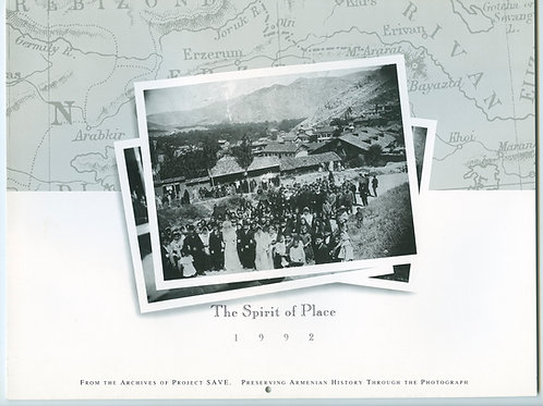 1992 The Spirit of Place