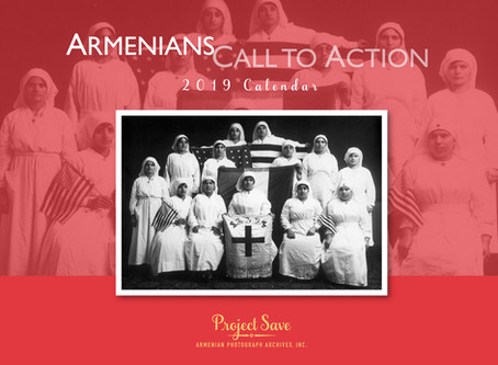 Inspiring our 2019 Calendar, Armenians Call to Action