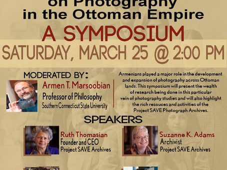 Join us for Photography Symposium- March 25th