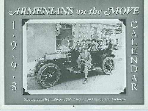 1998 Armenians on the Move