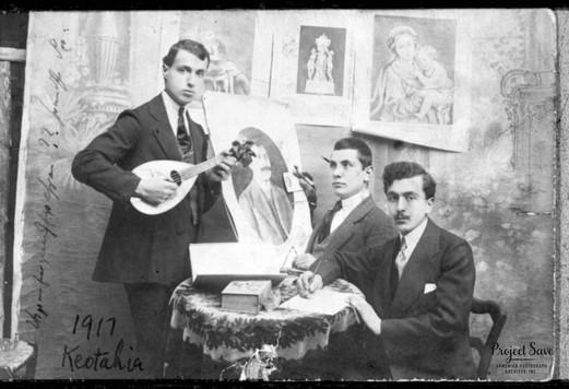 1917, Keotahia (Kütahya), Ottoman Empire