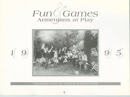 1995 Fun & Games: Armenians At Play