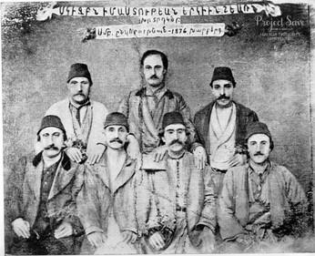 1876, Kharpert, Ottoman Empire