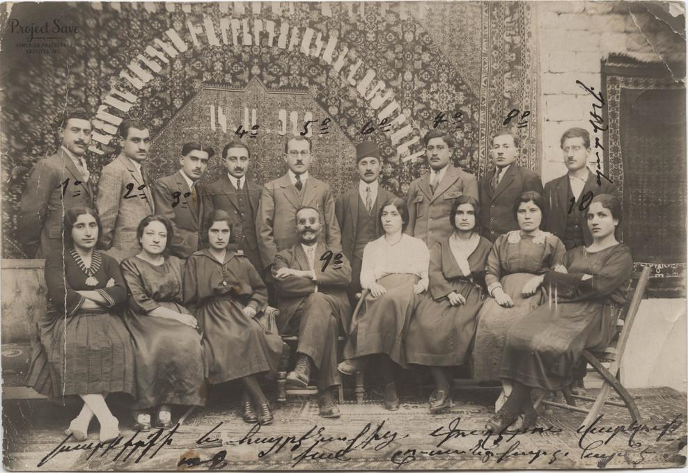 1923, Aleppo, Syria