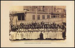 1914 Constantinople, Ottoman Empire;