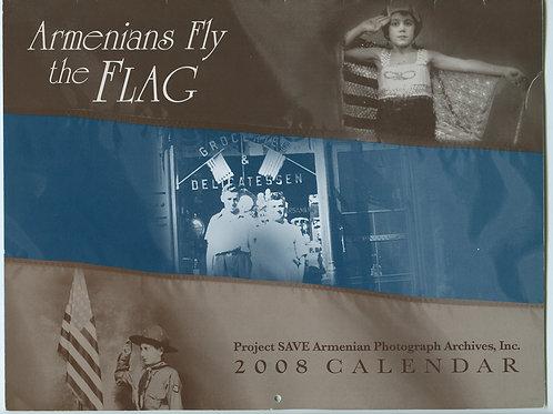 2008 Armenians Fly the Flag