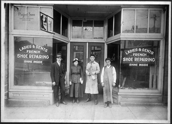 1918, Seattle, Washington