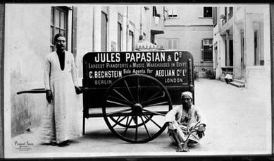 1920s Alexandria, Egypt