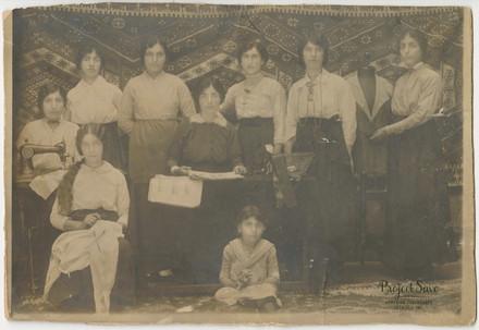1917, Cesarea, Ottoman Empire