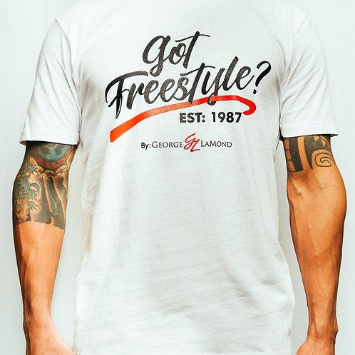 Got Freestyle? Script Shirt