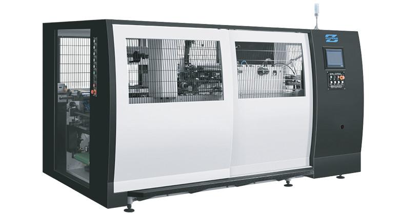 AUTOMATIC BOX ERECTING MACHINE ZK 760