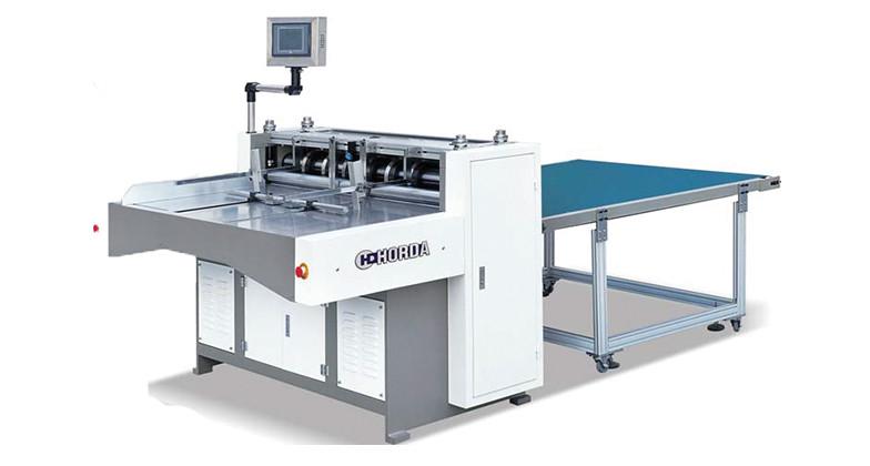 CARDBOARD SLITTING MACHINE QZB 1300