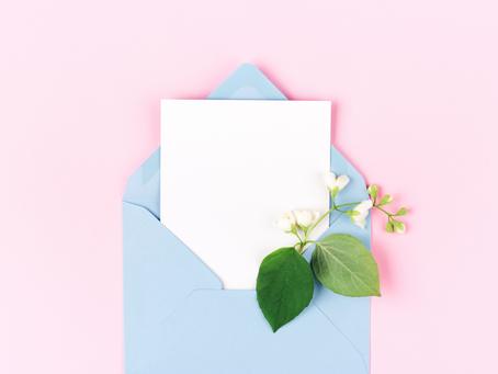 Carta para quando você pensar em Desistir