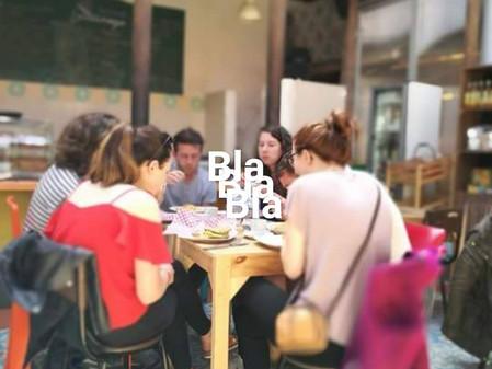 Alimentarnos y amarnos, EcoTienda café Luciérnaga: Un espacio para compartir.