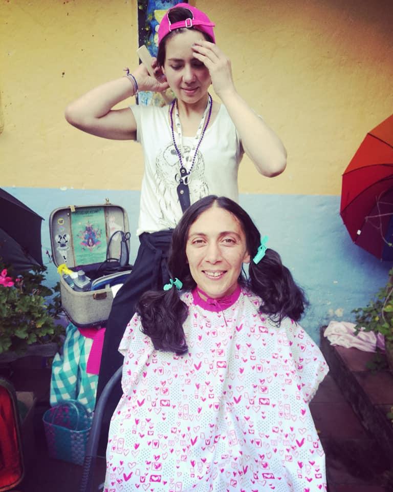 peluqueria de campo