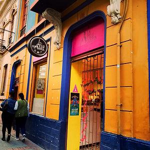 Fachada La Peluqueria Bogota