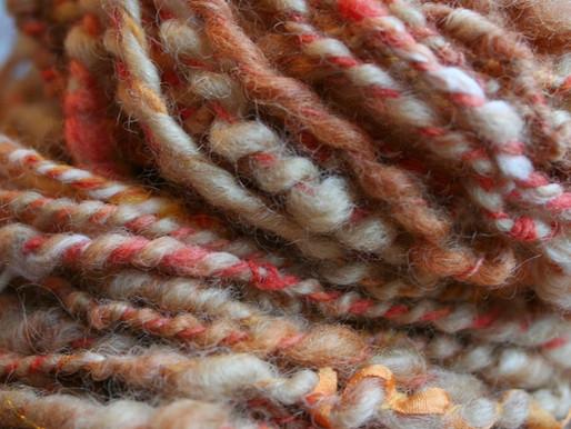 Autumn Shades Art-Yarn