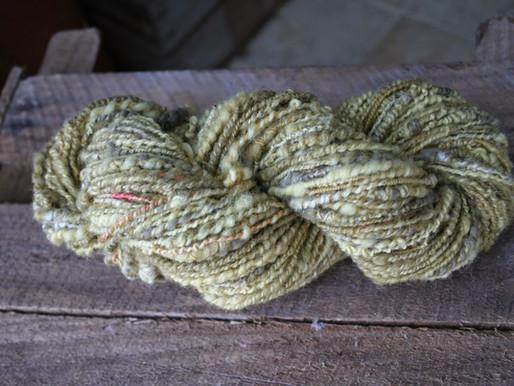 Art Yarn - Ivy Leaves