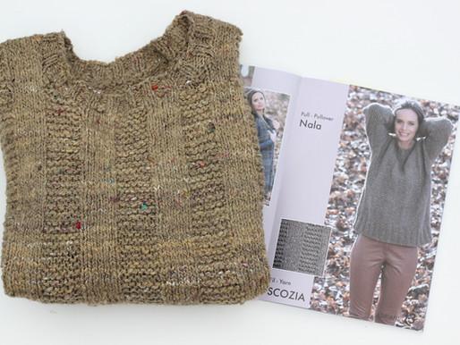 Knit your hand-spun yarn