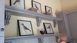 Custom Shelving and Cabinets