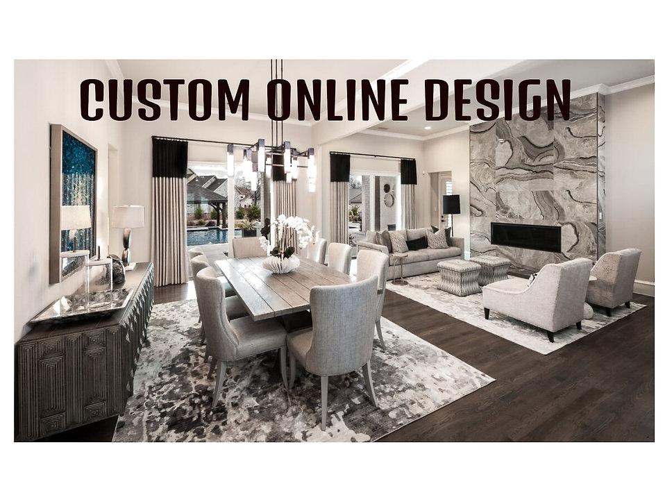 Custom Online Design
