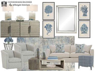 Custom Designs Delivered - Furnishings Board - Gray and Blue for Ad.jpg