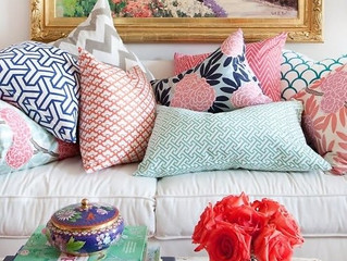 Pillow Refresh - Update Your Sofa with Stylish Throw Pillows