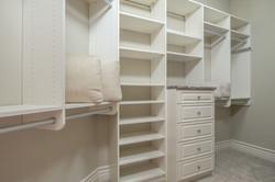 Closet Cabinetry
