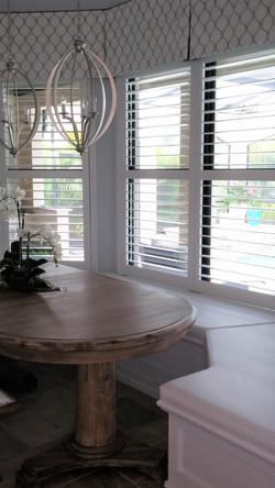 Custom Window Benches