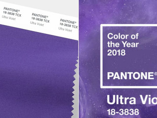 2018 Color of The Year