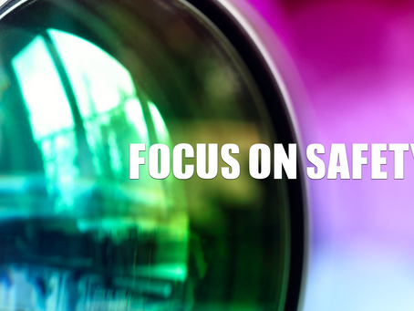 Focus on Safety in Film Production