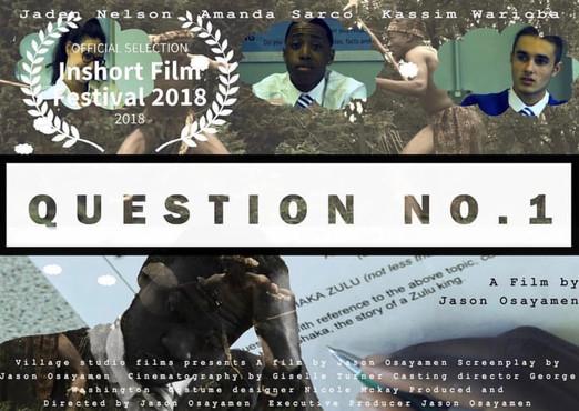 Nomination Inshort Film Festival