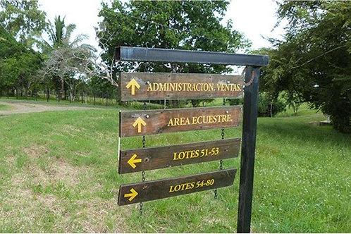 Terreno Panama Pedasi