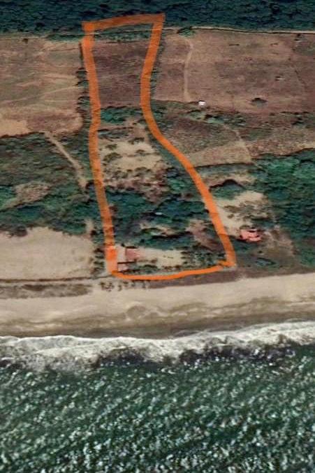 Terreno Panama Playa Pocrí, en la Provincia de Los Santos
