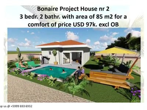 House Projects Bonaire