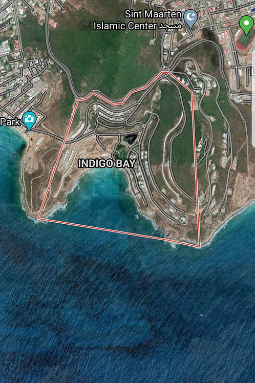 Terreinen SXM Cole Bay