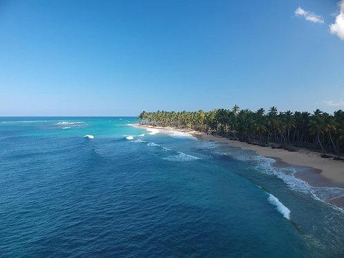 Terreno Rep Dom Playa Costa Esmeralda