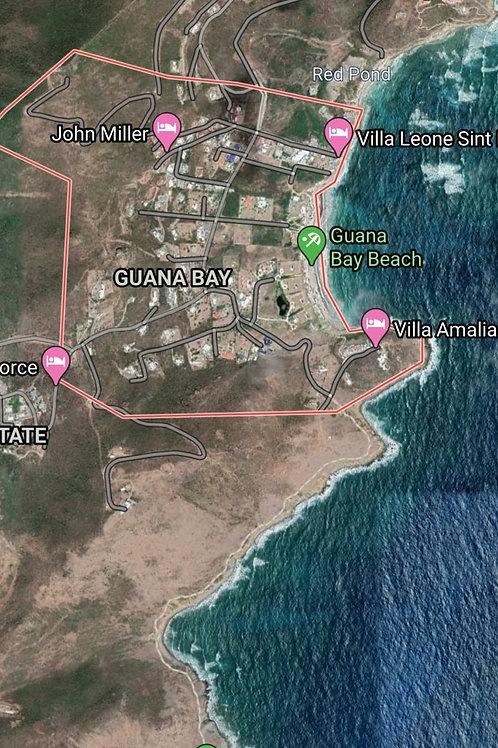 Terrein SXM Guana Road