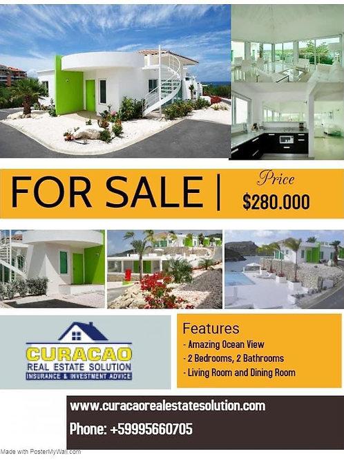 Pre Sale House CUR Piscadera Resort