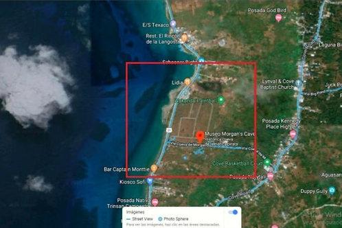 Lote Colombia San Andrés Islas, al lado de la Cueva de Morgan