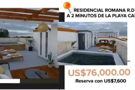 Pre venta Rep Dom Apartamento La Romana