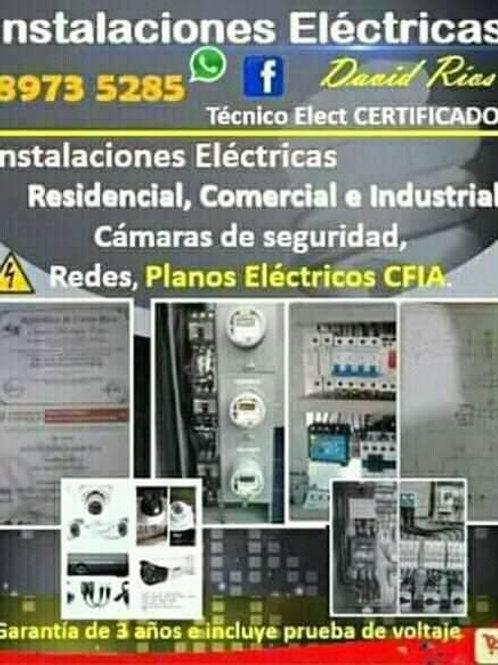 Instalaciones Electricas David Rios