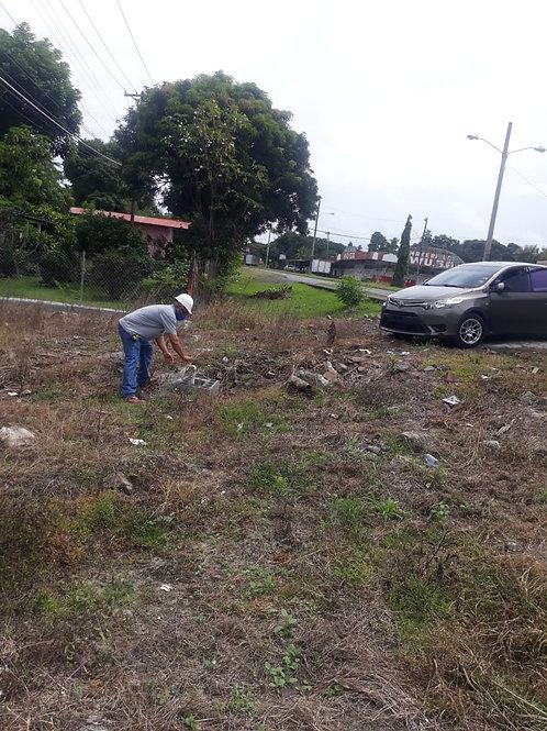 Terreno Panama Via Panamericana Bejuco Chame