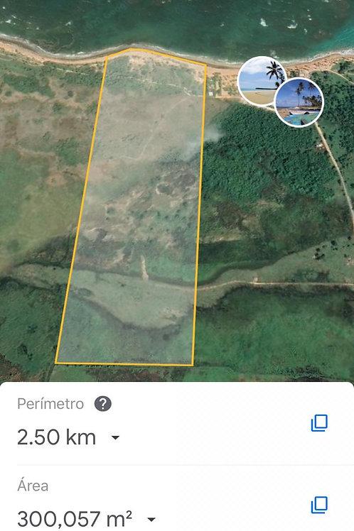 Terreno Rep Dom La Vacama Nisibon