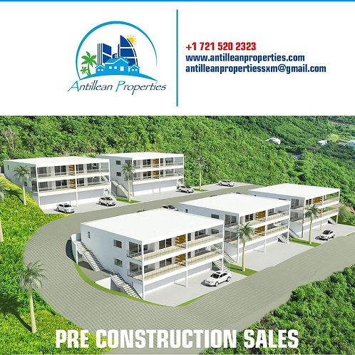 Pre Sale SXM Cole Bay