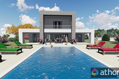 Nieuwbouw CUR Droom Villa Chavon