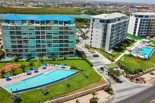Blue Residence Penthouse AUA, Ocean view Noord